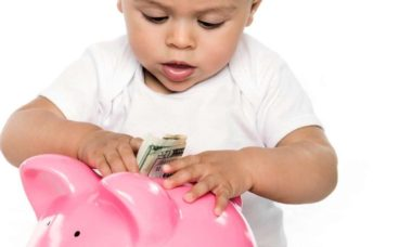 savings account for baby
