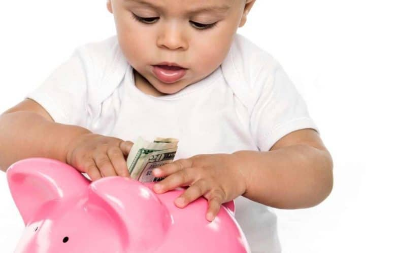 savings account for baby