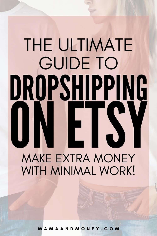 etsy dropshipping