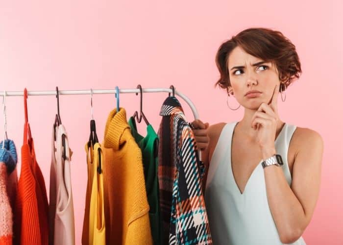 fashion flipping reselling clothes