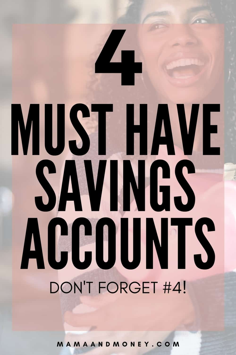 how many savings accounts