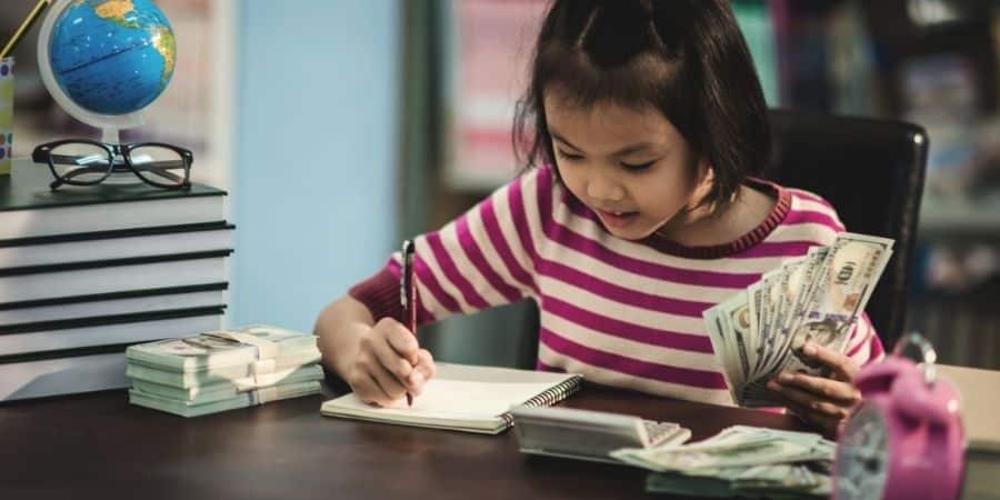kid budgeting